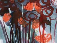 Orange and Terracotta Flowers