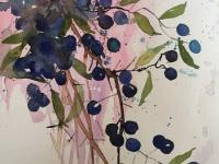 Sloes in Early Morning