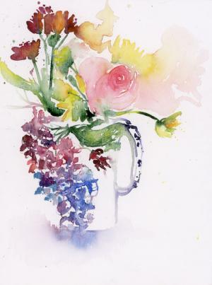 Spilling Flowers